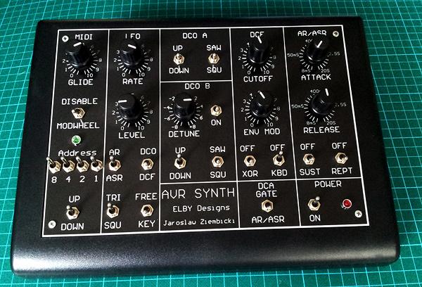 субстрактивный синтезатор,