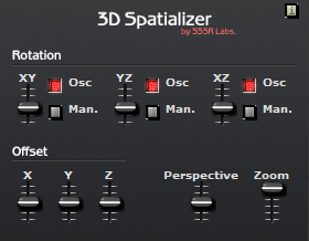 3D Spatializer